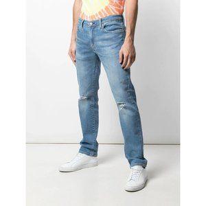 NEW Levi's Premium 511 Light Wash Jeans